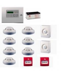 Wireless Fire Alarm System Starter Pack