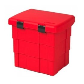 Firechief Storage Box / Grit Bin - Red - 108-1000