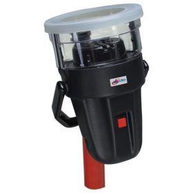 SOLO 460-001 No Climb Solo Series Cordless Heat Detector Tester - Head Unit Only
