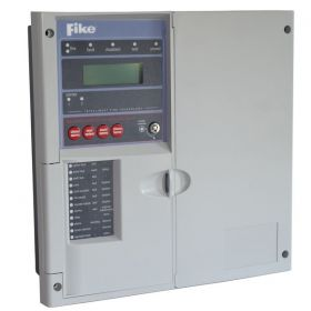 Fike 505 0004 Twinflex Pro2 Two Wire Fire Alarm Control Panel - 4 Zone Version