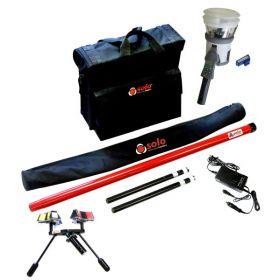 Testifire 6001-1-001 Test Kit - Smoke & Heat Detector Testing & Heat Removal Upto 6 Metres