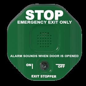 Exit Door Alarm - Green STI-6400G
