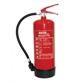 Water Fire Extinguisher - 6 Litre Thomas Glover PowerX - 81/03404