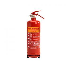 PowerX Wet Chemical Fire Extinguisher - 2 Litre - 81/03409