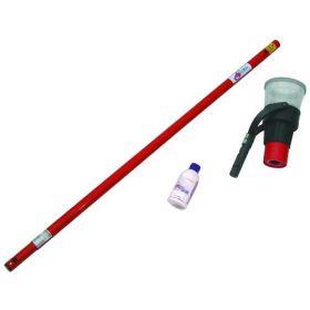 SOLO 810-001 Smoke Detector Test Starter Pack (Enables testing upto 2.5 Metres)
