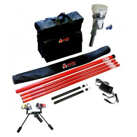 Testifire 9001-001 Test Kit - Smoke & Heat Detector Testing & Head Removal Upto 9 Metres