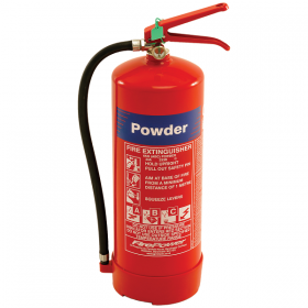 6Kg ABC Dry Powder Fire Extinguisher (6 KG) 9319/00 Thomas Glover