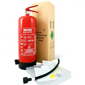 Value Water Fire Extinguisher - 9 Litre Thomas Glover PowerX - 81/02905