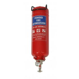 Firechief APS1/P Fixed Position Automatic Slimline 1Kg ABC Dry Powder Fire Extinguisher