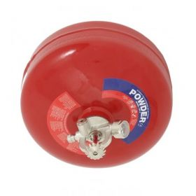 Firechief APS2 Fixed Position Automatic 2Kg ABC Dry Powder Fire Extinguisher