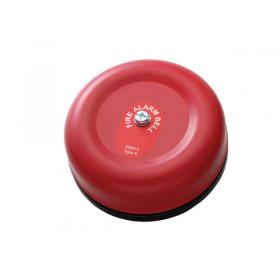 Cranford Controls VBL-24AP EN54-3 Fire Alarm Bell - 24V - Red DC Red