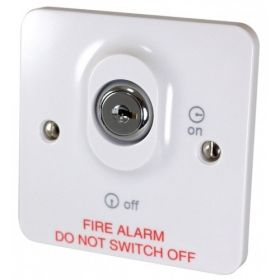 C-Tec BF319 Fire Alarm Mains Isolation Keyswitch