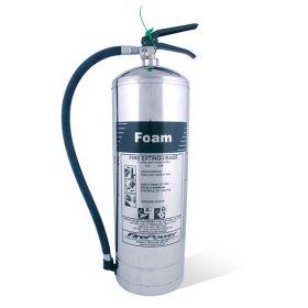 9 Litre Chrome AFFF Foam Fire Extinguisher 9218/00