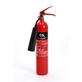 Thomas Glover PowerX 2Kg CO2 Fire Extinguisher - 81/02906