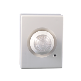 EDA-A6060 Zerio Plus Wireless Beacon - White Electro Detectors