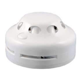 Electro Detectors EDA-R6000 Zerio Plus Optical Smoke Detector With Sounder