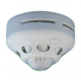 EDA-R6030 Zerio Plus Wireless Smoke Detector with Sounder & Beacon - Optical Electro Detectors