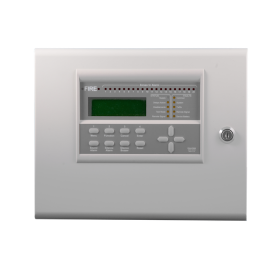 EDA-Z5008 Zerio Plus Wireless Fire Alarm System Panel - 8 Zone Electro Detectors
