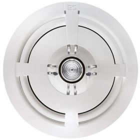 Gent 800271 ES S-Quad Rate Of Rise Heat Detector - Conventional