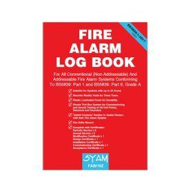 SYAM Fire Alarm Log Book - FAB/16Z