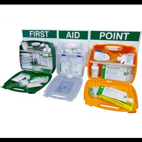 Evolution First Aid Point - Medium - BS8599-1 Compliant - FAP32MD
