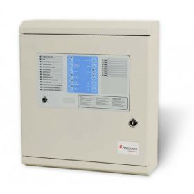 Tyco FireClass Precept EN 32 Zone Fire Alarm Panel - Conventional - 508.032.706