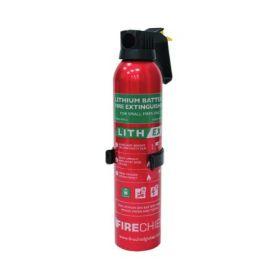 Firechief 400ml Litre Lith-Ex Fire Extinguisher Aerosol - FLE400