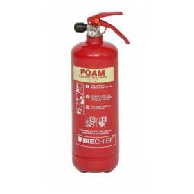 Firechief FMF2/CE Spray Foam Fire Extinguisher - 2 Litre