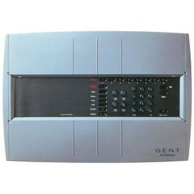 Gent Xenex Fire Alarm Panel - 4 Zone Conventional