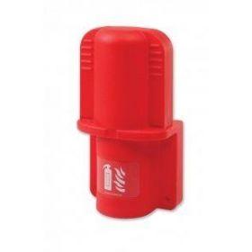 Vehicle Fire Extinguisher Cabinet - For 2Kg Extinguishers - HS03