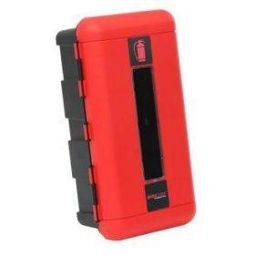 Firechief Fire Extinguisher Cabinet - Single 6Ltr / Kg Extinguisher - 106-1000