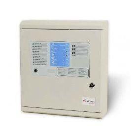 Tyco FireClass Precept EN 8 Zone Fire Alarm Panel - Conventional - 508.032.703