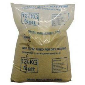 Fire Sand - Dry Yellow - 12.5Kg Bag - BFS1