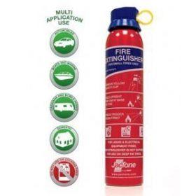 Jactone 600G BC Powder Aerosol Fire Extinguisher - AEBC600R