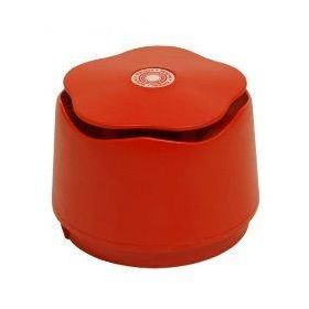 HOSIDEN BESSON BANSHEE EXCEL CH SOUNDER WITH SHALLOW BASE - RED - 902CHA6A0