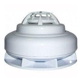 EMS FCX-191-001 Firecell Wireless Optical Smoke Detector With Wireless Sounder Base