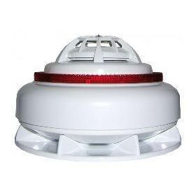 EMS FCX-192-201 Firecell A1R Heat Detector With Wireless Sounder Beacon Base