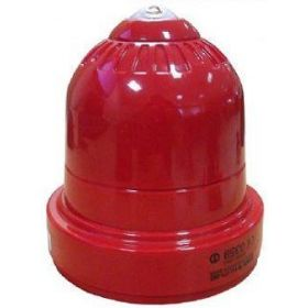EMS FC-320-004 Firecell Wireless Ceiling Mounted Sounder & VAD Beacon - Red