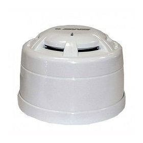 EMS FCX-100-001 Firecell Wireless Optical Smoke Detector With Wireless Base - Includes FCX-170-001 & FCX-177-001