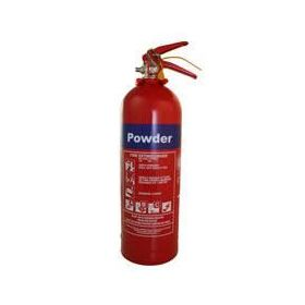 2Kg ABC Dry Powder Fire Extinguisher (2 KG) 9307/00 Thomas Glover