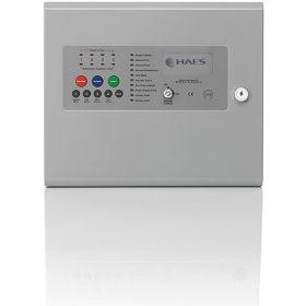 Haes ECL-4 Eclipse 4 Zone Fire Alarm Control Panel