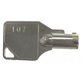 Haes KEY107 Spare / Replacement Enable Key Set