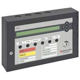 Notifier IDR2-A Repeater Panel with Active Controls 002-450