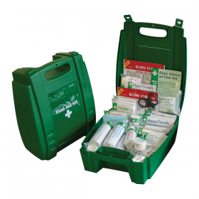 Evolution First Aid Kit - Medium - BS8599-1 Compliant - K3031MD (No Wall Mounting Bracket Required)