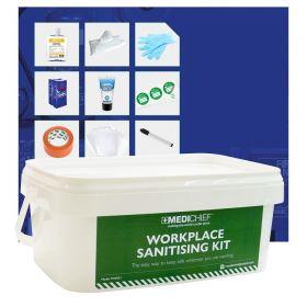 Medichief Coronavirus Workplace Sanitising Kit - MWSK1