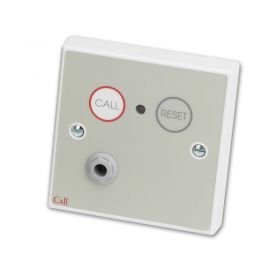C-Tec NC802DBB Standard Call Point With Braille Label - 800 Series