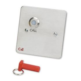C-Tec NC802DEM/SS Stainless Steel Call Point - 800 Series