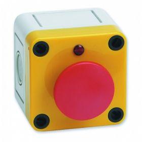 C-Tec NC802DEWS Slave IP65 Water Resistant Alert Point - 800 Series