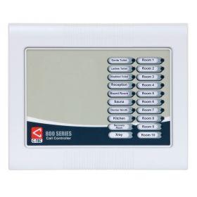 C-Tec NC910EF 800 Series 10 Zone Expansion Unit For NC910F or NC920F - Flush Mounting
