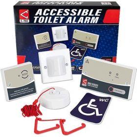 NC951 C-Tec Disabled Persons Toilet Alarm Kit